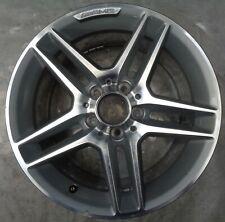 1 Orig AMG Mercedes-Benz Alufelge 8.5Jx17 ET58 A2044012400 7X25 C-Klasse W204 S2