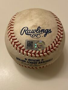 MLB Authenticated - Jesse Winker HOME RUN (42nd Career) Off Adrian Houser