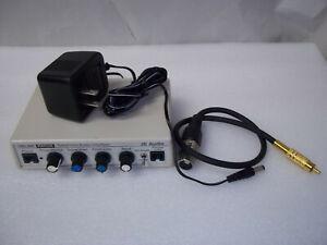JK Audio Inline Phone Line Patch Telephone  Audio Interface