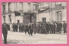 92 - Les Grèves de PUTEAUX - Les Pointeaux de l'Usine de Dion-Bouton à la...
