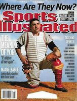 Sports Illustrated Magazine Where Are They Now Yogi Berra Michelle Akers 2011