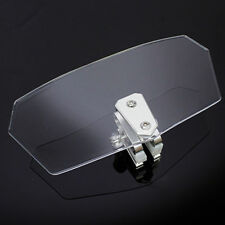 Adjustable Clip On Windshield Extension Spoiler For BMW R1200GS R1200RT F800GS