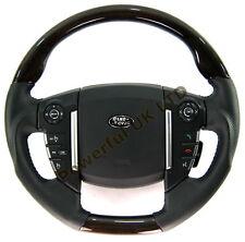 Legno Di Anigre + volante in pelle Napa per Range Rover Sport Interno 2010 su