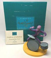 WDCC Disney Duke Drumming Up A Dream Fantasia 2000 Ltd Edition w/ Box & COA A003