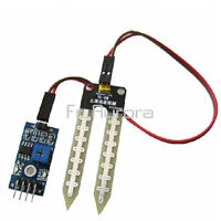 Soil Hygrometer Humidity Detection Module Soil Moisture Water Sensor For arduino