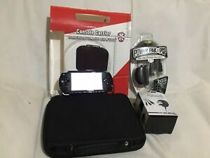 Sony PSP 1000 Series Handheld Game Console, Games, Homebrew, 32gb SD Card & More