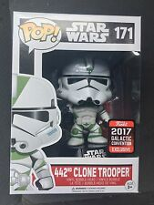 Funko Pop! Star Wars Celebration 442nd Clone Trooper #171 Galactic Convention