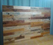 Cabeceros artesanales madera