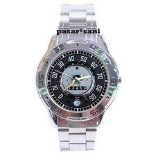 NEW VOLKSWAGEN BEETLE CLASSIC SPEEDOMETER Custom Chrome Men Wrist Watch Watches