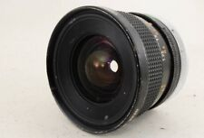 CANON FD FD20mm F2.8 S.S.C. 17-35mm Camera FD Super Wide Lens