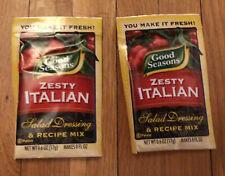 Good Seasons Italian Salad Dressing & Recipe Mix - 0.6 oz - (Pack of 24) Sealed