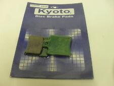 Brake Disc Pads Front Kyoto For Suzuki AY 50 WR-K1 Katana (L/C) 2001