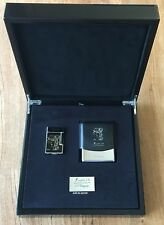 S.T. Dupont Ligne 2 Picasso Lighter & Cigarette Case, 016105C2, New In Box