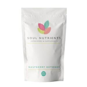Raspberry Ketones- 90 Capsules- Aids Ketosis- Fatburner- Helps Weight Loss- Fast