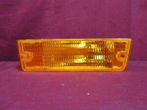 NOS OEM Dodge Shadow Turn Signal Park Lamp 1987 - 91 Left Hand