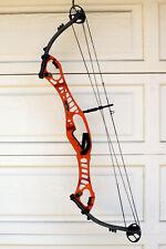 Orange Hoyt Podium X Elite 40 28.5dl, #50 Limbs RIght Hand, Collection Sale