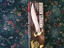"""18"""" Gil Hibben 60th Anniversary Legend Hunting Bowie Fixed Blade Knife Machete"""