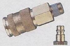 "Quick Release Coupler 1/2""bspt Male Rectus 25KA Series CEJN 320"