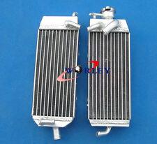 For Suzuki RM125 RM 125 1998 1999 2000 98 99 00 Aluminum radiator