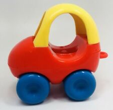 Vintage Little Tikes Tottle Tots Cozy Coupe Car Fits Roadway Doll Sized Chunky