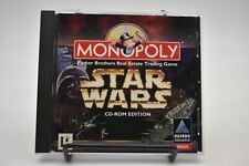 Monopoly Star Wars CD-ROM Edition Win 95 PC Game Videogame
