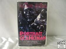 Portrait Of A Hitman VHS Jack Palance, Bo Svenson
