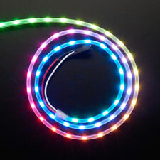Adafruit Neopixel Led Side Listello, LIGHT Striscia, 60 LEDs, Nero /Nero