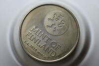 FINLAND MINT TOKEN 2010 WORLD MONEY FAIR MEDAL A89 #RK8966