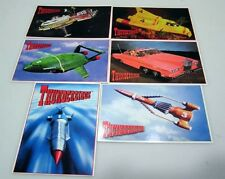 Gerry Anderson Thunderbirds Series 1 Postcard Set of 6