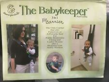 Mommysentials Babykeeper Hip Carrier hang in bathrooms, fitting rooms, shop cart