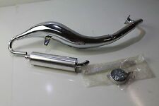 KITACO 2 PIPE EXHAUST Aftermarket
