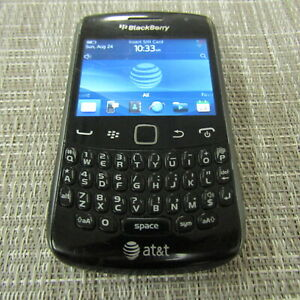 BLACKBERRY CURVE 9360 - (AT&T) CLEAN ESN, WORKS, PLEASE READ!! 38818