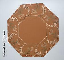 PLAUENER SPITZE ® Tisch Decke TISCHDEKORATION Tischdecke DEKO Mitteldecke 85x85