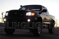 2000 2001 2002 Toyota Tundra Halo Fog Lamp Angel Eye Driving Light Kit + Harness