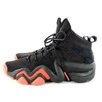 Adidas Originals Crazy 8 ADV CK Athletic Basketball Shoes Mens 9 Black CQ0986