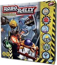 Hasbro: Robo Rally (RoboRally) board game (New)