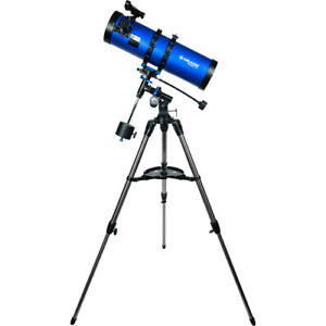MEADE Polaris™ 130mm German Equatorial (EQ3) Reflector Telescope (UK Stock) BNIB