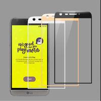 1* 100% Genuine 9H Original Tempered Glass Screen Protector Cover For LG G5