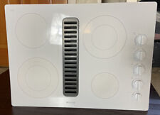 New listing Jenn-air Jed3430Wf00-30 Inch Radiant Control Cooktop W/Downdraft Vent-Euro Style
