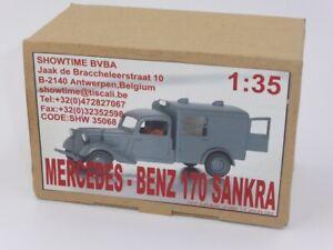 Showtime Models SHW 35068 1:35 Resin Kit Mercedes-Benz 170 Sankra