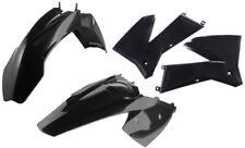 Acerbis Replica Plastic Kit Black KTM 200 EXC 2005,250 EXC 2005,250 EXC 4 Strok