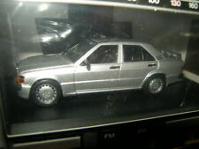 1:43 GTI Collection Mercedes-Benz 190E 2.3 16V silber/silver Nr. 217481 in OVP