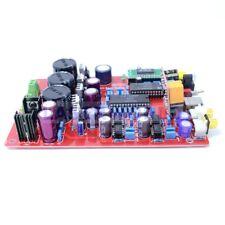 TDA1541+SAA7220+CS8412+NE5534 Fiber Coaxial PCM2704 DAC Board AC15-0-15V 10W