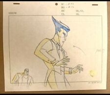 The Joker Original Production Drawing Animation Cel BTAS