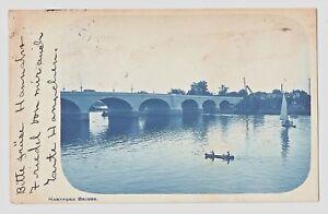 CONNECTICUT 811-HARTFORD -Bridge (Sent to Germany in 1908)