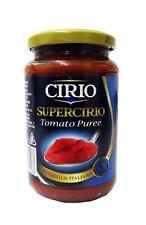 Cirio - Purée de tomates - lot de 3 pots de 350 g