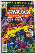 Tomb Of Dracula #64 Vg, Satan C/S, Gene Colan A, Marvel Comics 1978