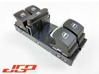 VW Passat B6 B7 CC - Chrome Tipped Drivers O/S Front Window Switch 4 Door