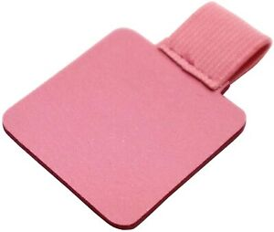 Habercrafts Pink Pen Loop Pencil Holder For Notebook & Diaries - Fits Any Book