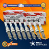 PACK of 8 TOYOTA 90919-01253 DENSO 3444 SC20HR11 Spark Plugs Iridium Long Life